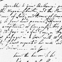 Document, 1785 October 30