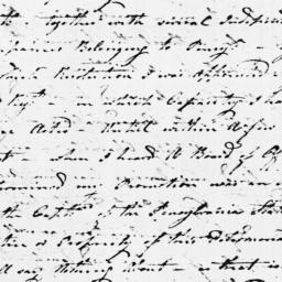 Document, 1779 July 02