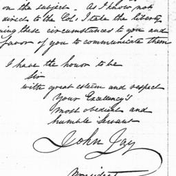 Document, 1779 January 15