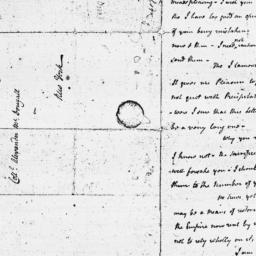 Document, 1775 October 17
