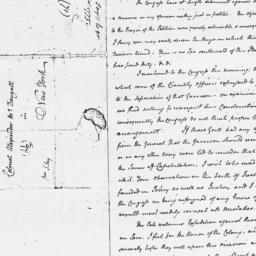 Document, 1775 December 04