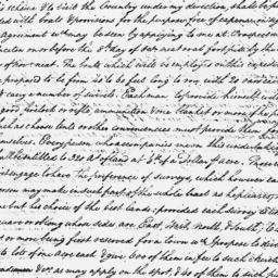 Document, 1788 October 03
