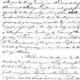 Document, 1786 August 08