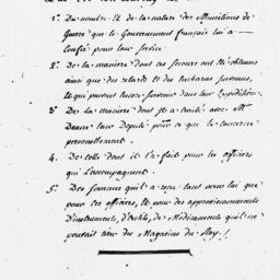 Document, 1777 n.d.
