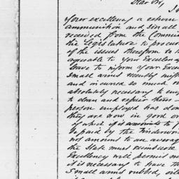 Document, 1797 January 06