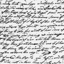 Document, 1779 September 03