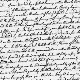 Document, 1779 June 30