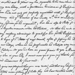 Document, 1764 May 15