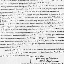 Document, 1821 February 05