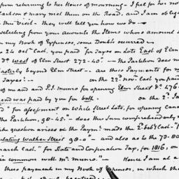 Document, 1818 May 12