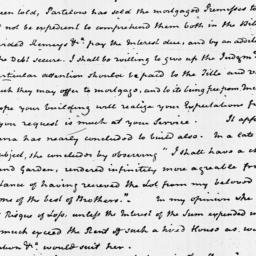 Document, 1818 March 16