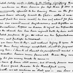 Document, 1813 March 22