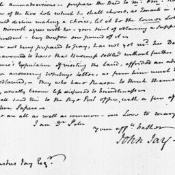 Document, 1812 November 08