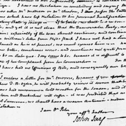 Document, 1812 September 23