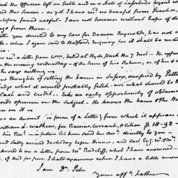 Document, 1812 September 15