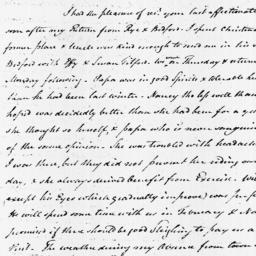 Document, 1812 January 11