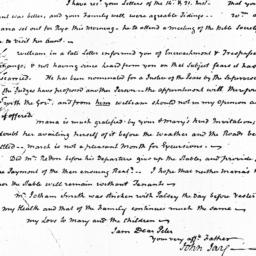 Document, 1823 February 25
