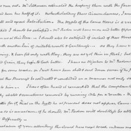 Document, 1823 May 19