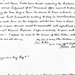 Document, 1823 November 16