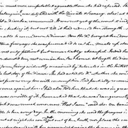 Document, 1839 January 07