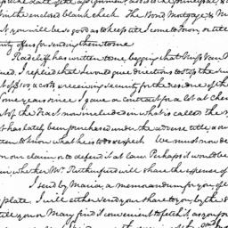 Document, 1829 October 10