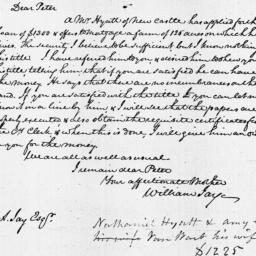 Document, 1828 July 07