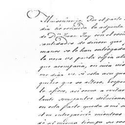 Document, 1781 May 31