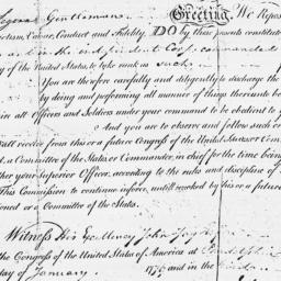 Document, 1778 July 01