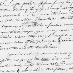 Document, 1799 February 01