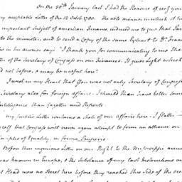 Document, 1781 April 23