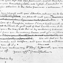 Document, 1817 February 25