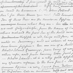 Document, 1795 December 12