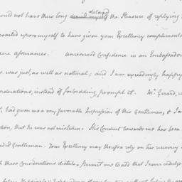 Document, 1780 May 09