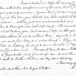 Document, 1831 March 07