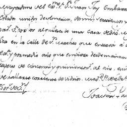 Document, 1781 February 1