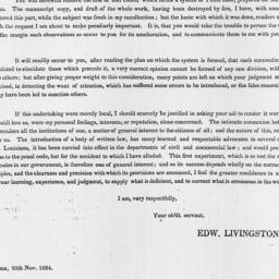 Document, 1824 November 29