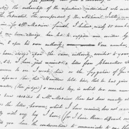 Document, 1817 May 14