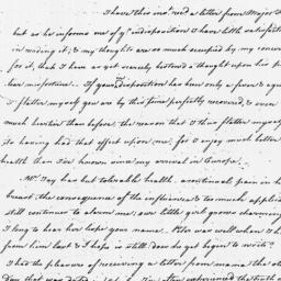 Document, 1782 November 16