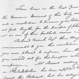 Document, 1802 February 06