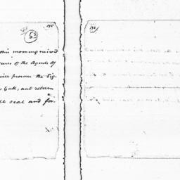 Document, 1785 October 11