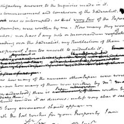 Document, 1817 May 20