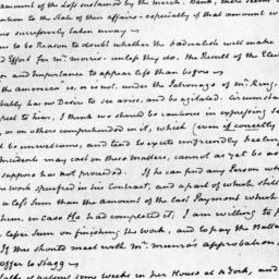 Document, 1819 March 30