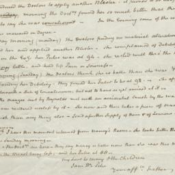 Document, 1820 June 06