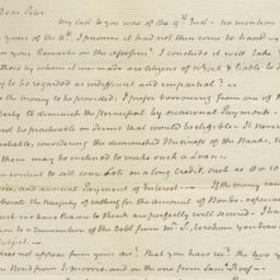 Document, 1819 November 16