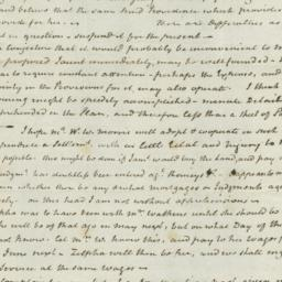 Document, 1817 March 12