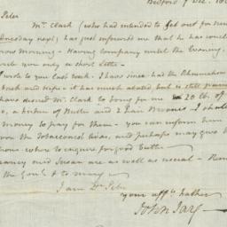 Document, 1807 December 07