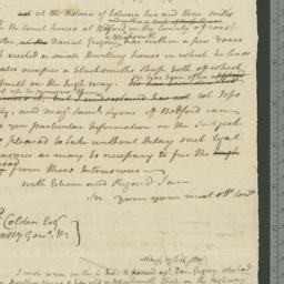 Document, 1800 February 04