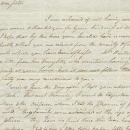 Document, 1813 September 17