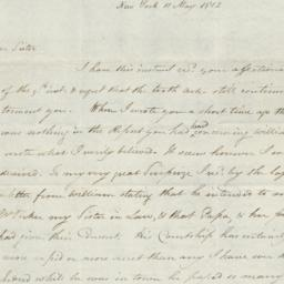 Document, 1812 May 11