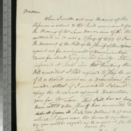 Document, 1806 November 18
